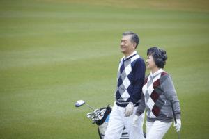 シニアから楽しむゴルフ生活