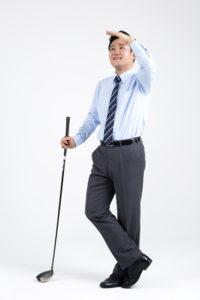 少ない時間でゴルフの練習
