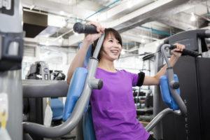 女子プロのトレーニングは、パーソナルトレーニングです
