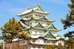 名古屋と言えば名古屋城。名古屋独特のトレーニング文化があるんです。