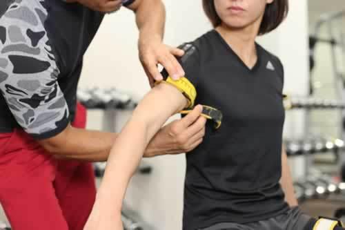 加圧トレーニング 腕