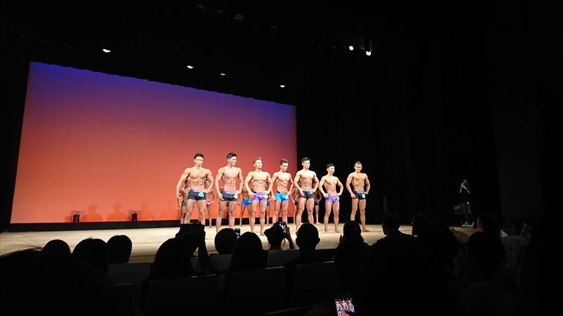 ベストボディジャパン2017 名古屋大会